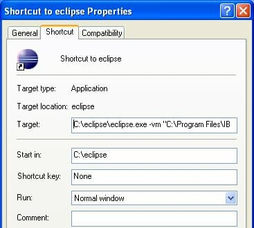 STARTING WITH WEBSPHERE AND ECLIPSE TUTORIAL