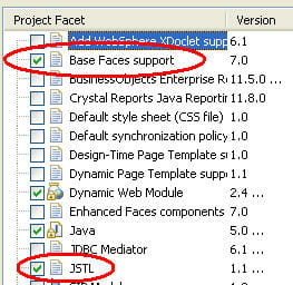RAD 7 0 Tutorial Developing JSF Application | Web Age Solutions