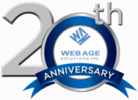 Web Age Solutions 20 year Anniversary