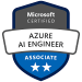 Azure AI Engineer